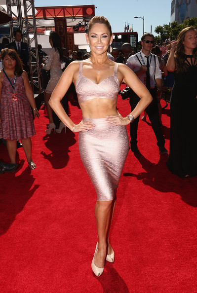 best dressed fashion from the 2014 espys awards