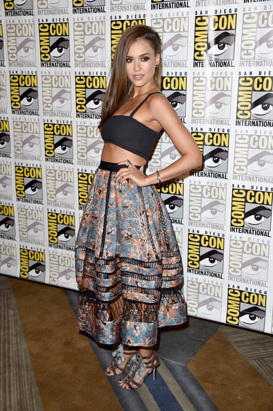 Best Fashionable Looks From Comic-Con 2014