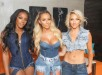 Celebrity Style - Danity Kane Girls Rock Some Serious Denim In Vegas 6