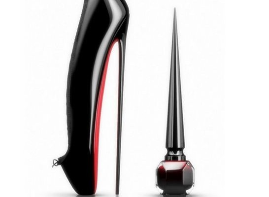 Christian Louboutin Presents Classic Red Rouge Louboutin Nail Colour 5