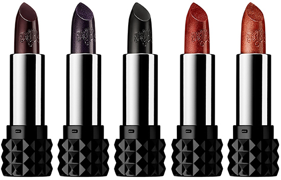 Kat Von D Studded Kiss Lipstick for Fall 2014 6