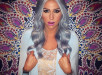 Kesha Now Has Blue Hair! Check Out Her New Blue Hair Color