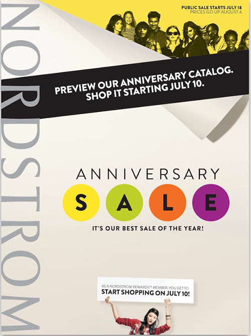 Nordstrom's Anniversary Sale 2014 - Easy Shopping Guide To Follow