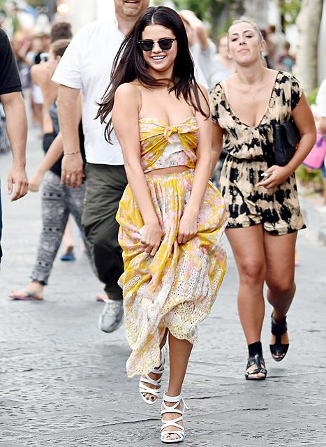 Selena Gomez  Ischia Global Film & Music Festival 5