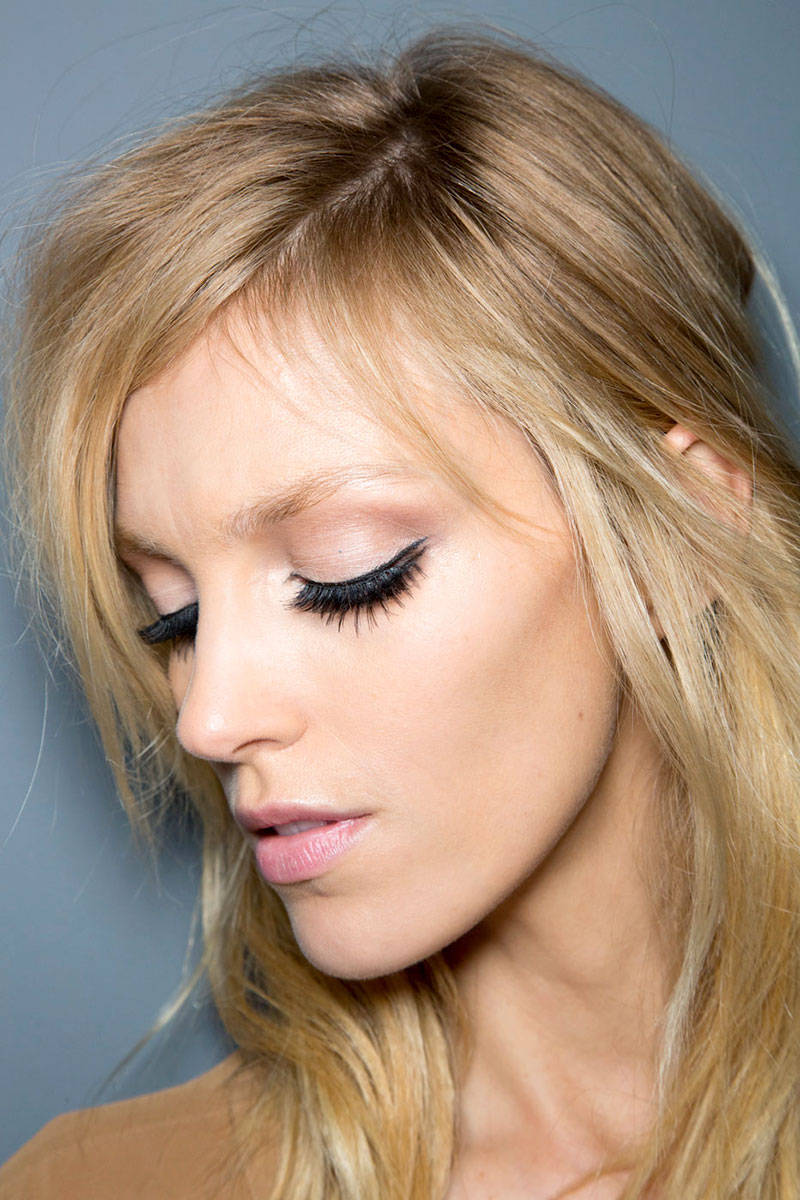 Top Trends In Makeup For Fall 2014 - Winter 2015 2