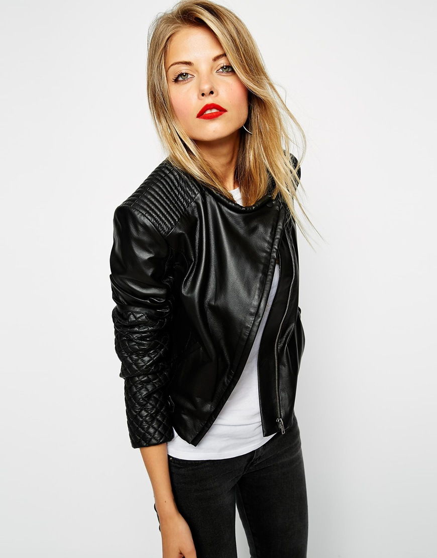 12 Leather Jackets To Love For Fall! 12