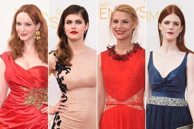 15 Beauty Looks We Loved From The 66th Annual Primetime Emmy Awards