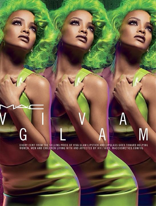 2014 Fall Mac Collections - MAC Viva Glam Rihanna 2 for Fall 2014