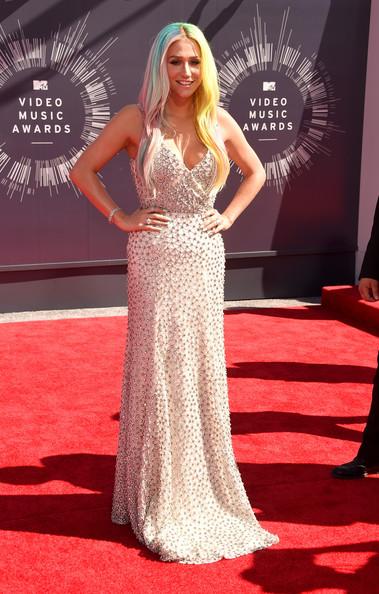 2014 MTV Video Music Awards Fashion - Kesha