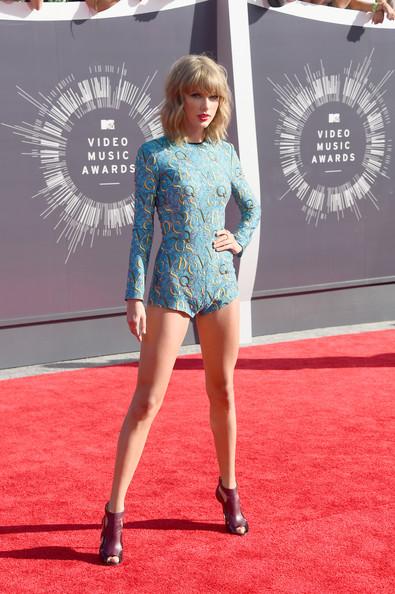 2014 MTV Video Music Awards Fashion - Taylor Swift 2