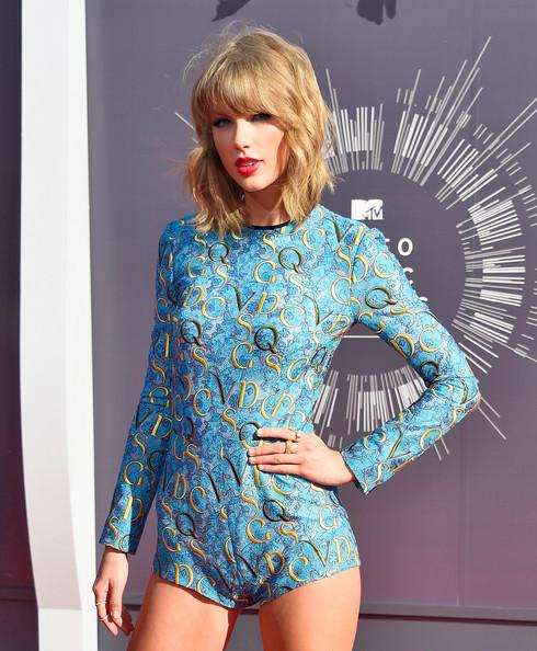 2014 MTV Video Music Awards Fashion - Taylor Swift 3