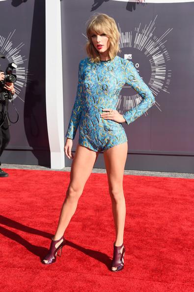 2014 MTV Video Music Awards Fashion - Taylor Swift