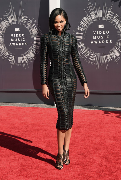 2014 MTV Video Music Awards Red Carpet Fashion Trends - All Black Everything 10