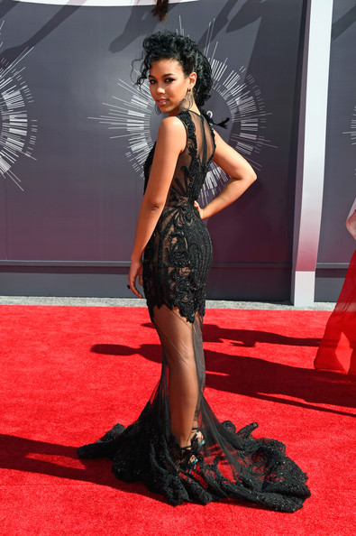 2014 MTV Video Music Awards Red Carpet Fashion Trends - All Black Everything 2