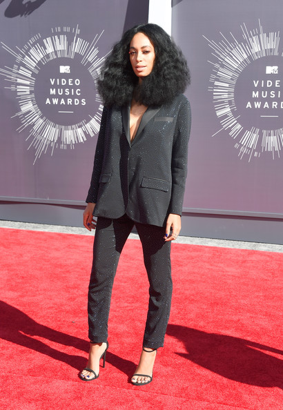 2014 MTV Video Music Awards Red Carpet Fashion Trends - All Black Everything 5