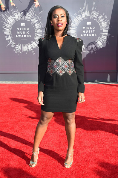 2014 MTV Video Music Awards Red Carpet Fashion Trends - All Black Everything 9