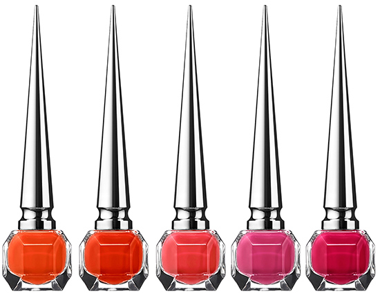 Christian Louboutin Nail Colours for September 2014 ( Full Collection Details ) 2