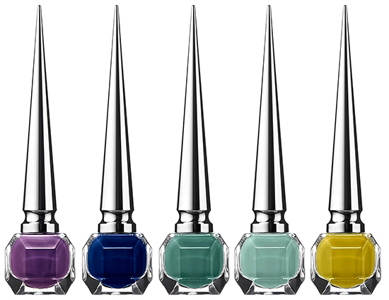 Christian Louboutin Nail Colours for September 2014 ( Full Collection Details ) 3