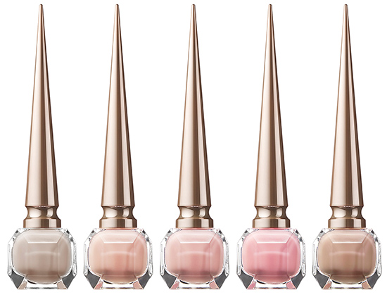 Christian Louboutin Nail Colours for September 2014 ( Full Collection Details ) 4