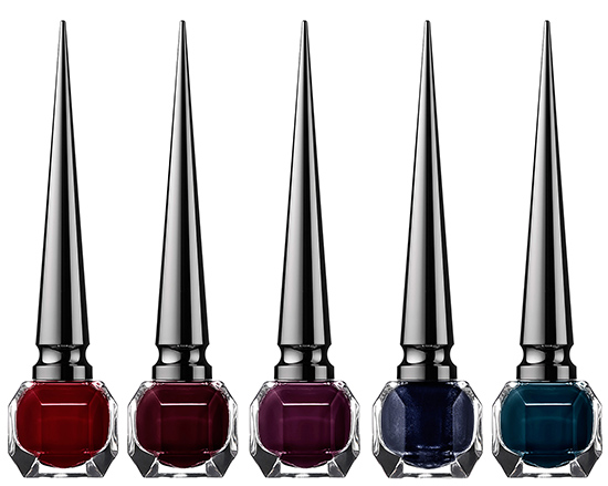 Christian Louboutin Nail Colours for September 2014 ( Full Collection Details ) 5