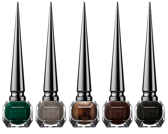 Christian Louboutin Nail Colours for September 2014 ( Full Collection Details ) 6