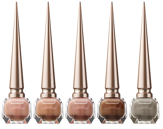 Christian Louboutin Nail Colours for September 2014 ( Full Collection Details ) 7
