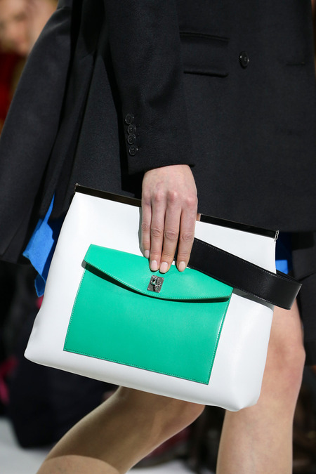 Fall 2014 - Winter 2015 Handbag Trends 8