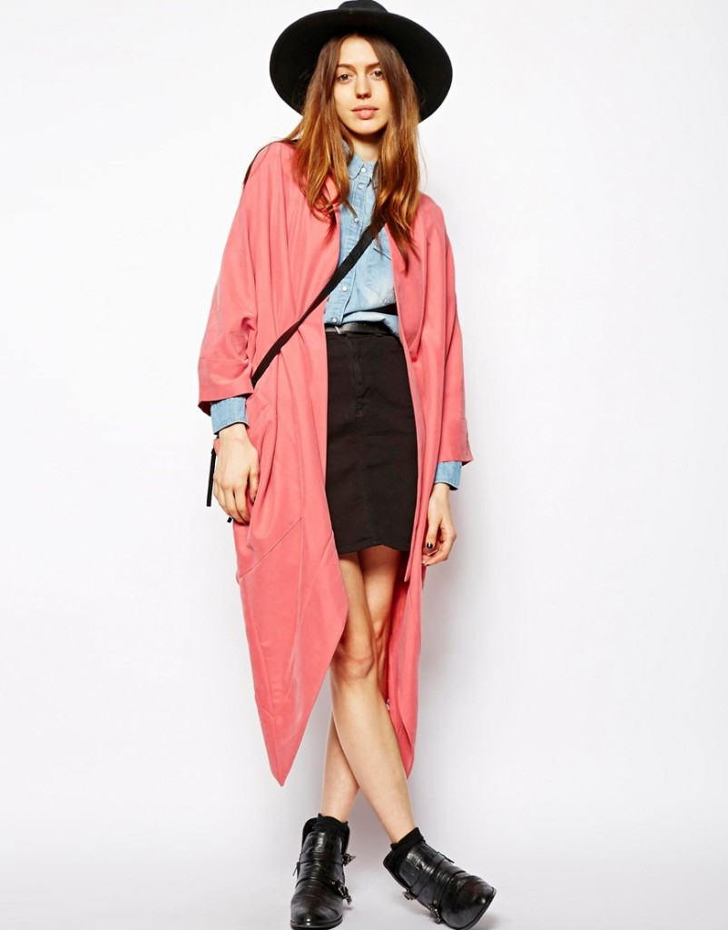 Fashion Trend Alert - Kimonos  6