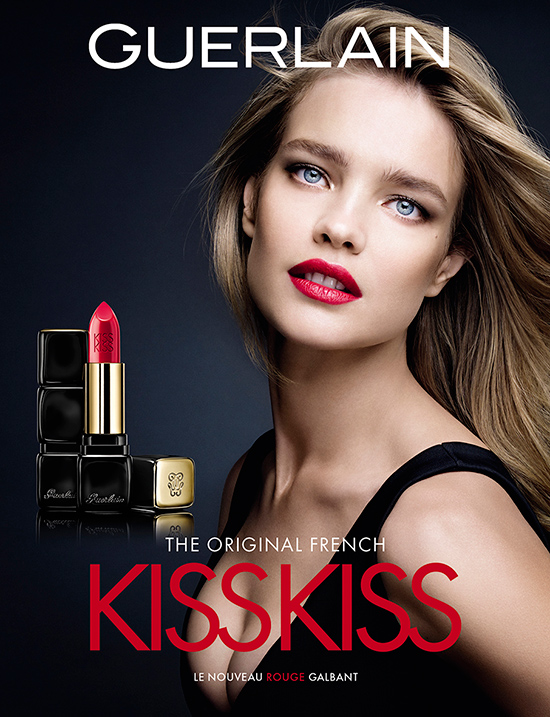 Guerlain KissKiss Lipstick Collection for Fall 2014