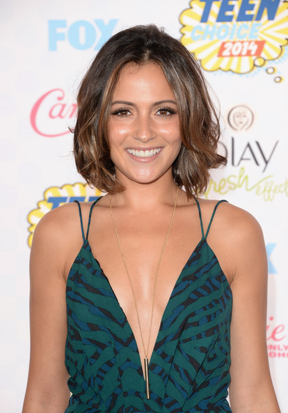Hottest Hairstyles & Makeup Looks From The 2014 Teen Choice Awards 2