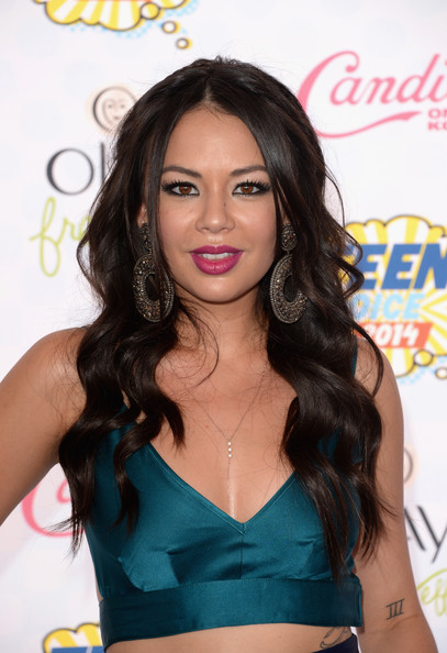 Hottest Hairstyles & Makeup Looks From The 2014 Teen Choice Awards 3