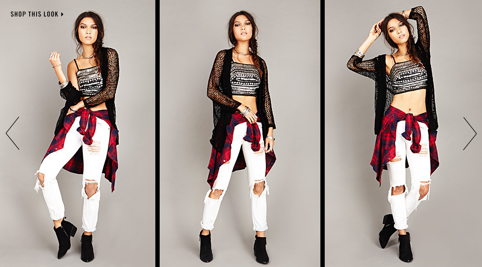 918aeb6ba1c Lookbook - Forever 21 Fall 2014 Midnight Rambler Collection