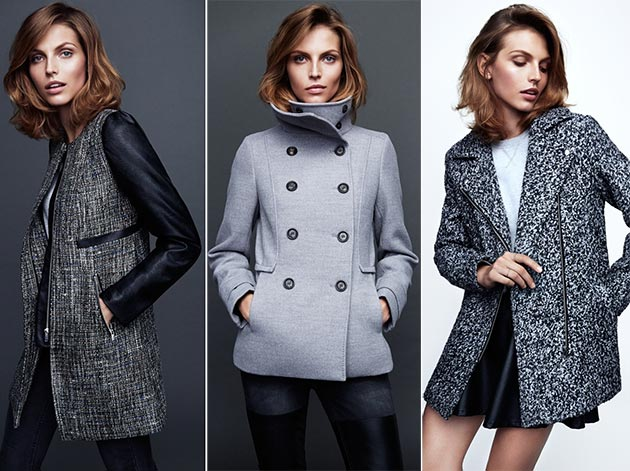 Fashion Trend Seeker: Lookbook- H&M Fall 2014 Outerwear Collection