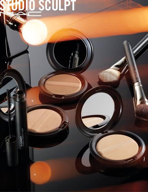 MAC Studio Sculpt Fall 2014 Makeup Collection