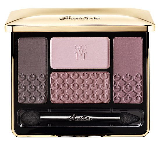 New Guerlain Ecrin 4 Couleurs for Fall 2014 3