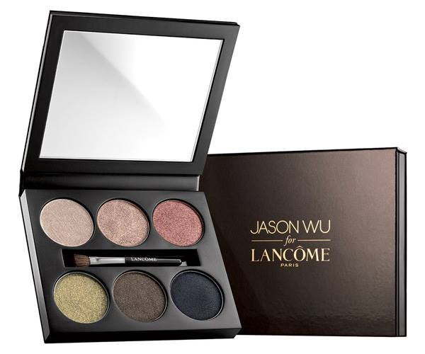 New Lancome X Jason Wu Eyeshadow Palette & Lipstick for Fall 2014
