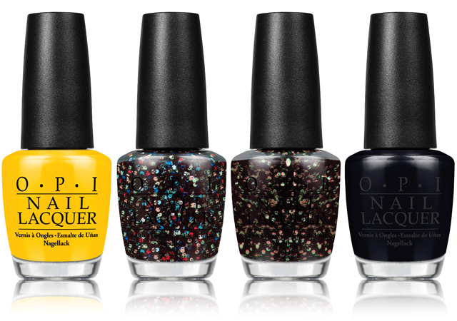OPI Peanuts Halloween 2014 Nail Polish Collection 3
