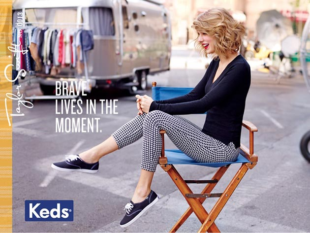 Taylor Swift for Keds Fall 2014 Campaign 5