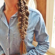 15 Pinterest Crush-Worthy Braids For 2015 14