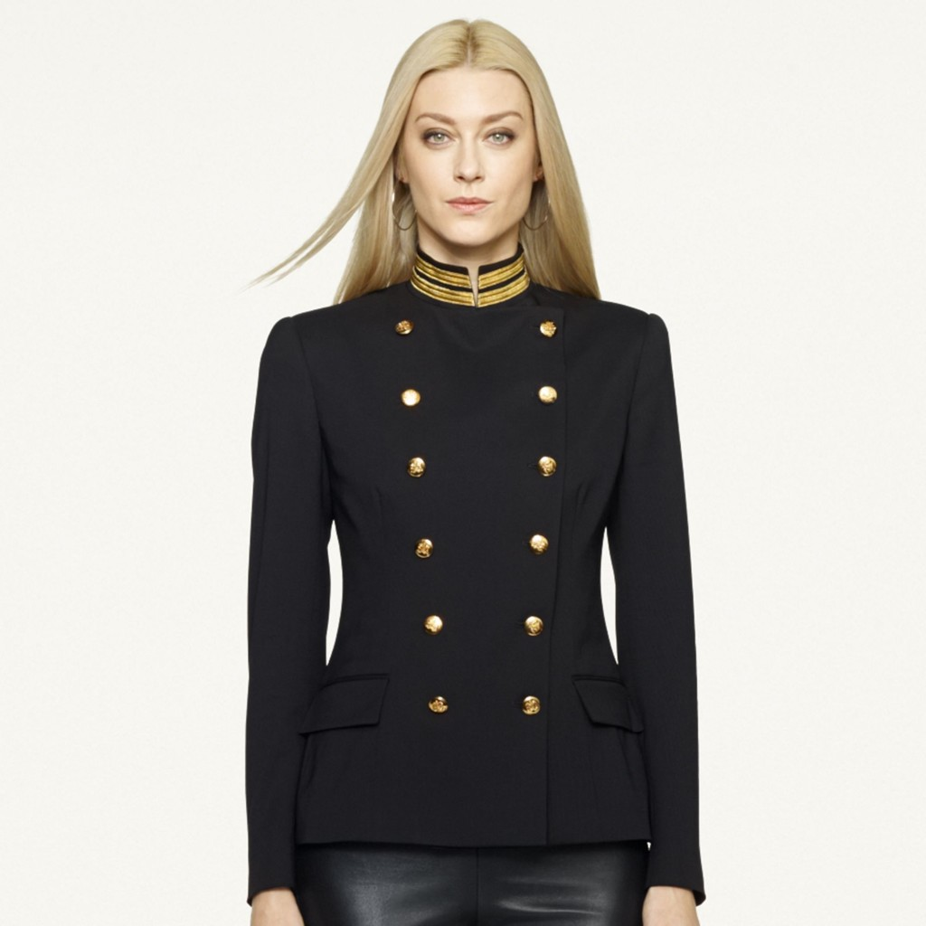 Fall 2014 / 2015 Winter Coat & Jacket Trends