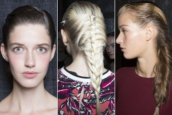 First Look - Spring - Summer 2015 Hair Trends 10