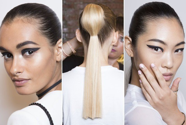 First Look - Spring - Summer 2015 Hair Trends 4