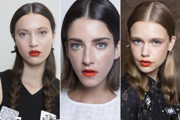 First Look - Spring - Summer 2015 Hair Trends 6