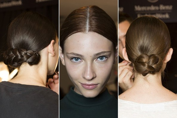 First Look - Spring - Summer 2015 Hair Trends