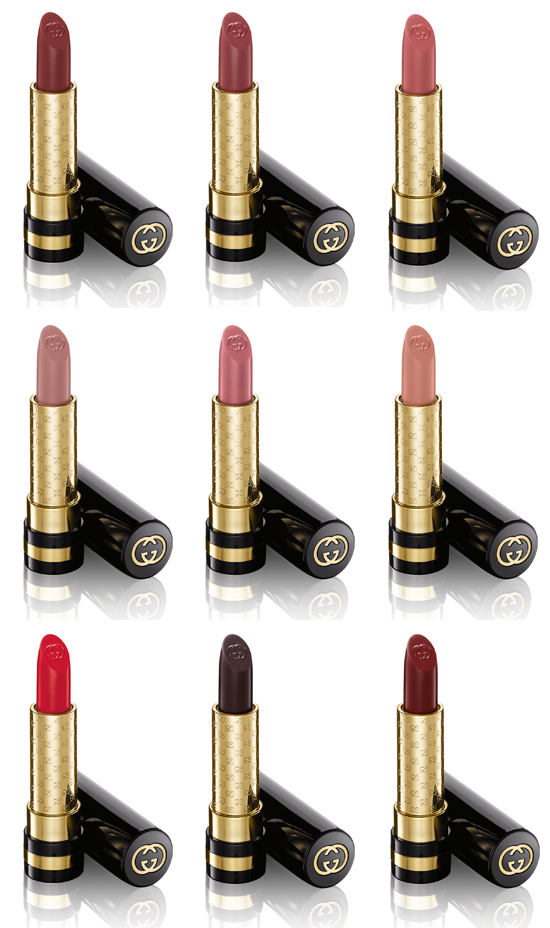 New Gucci Beauty Products For Fall 2014