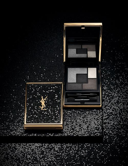 YSL Wildly Gold Holiday 2014 Makeup Collection 2