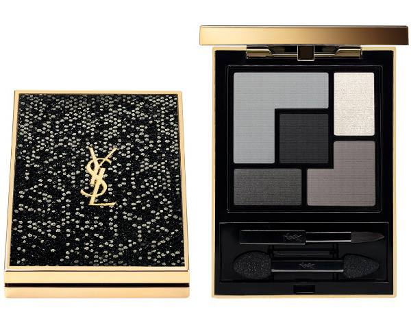 YSL Wildly Gold Holiday 2014 Makeup Collection 6