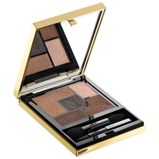YSL Wildly Gold Holiday 2014 Makeup Collection 8