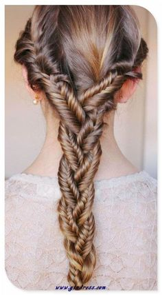 creative braid hairstyles