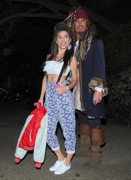 2014 Celebrity Halloween Costumes 14